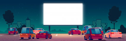 Free Drive In Theater Springs Up In Moscow Cheney Free Press